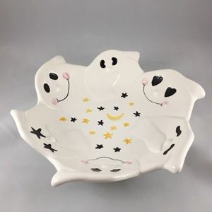 Halloween Ghost Dish